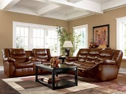 living room paint ideas with dark brown leather furniture brown furniture wall color