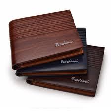 2019 New Vintage Men <b>Wallet PU Leather</b> Brand <b>Luxury Wallet</b> ...