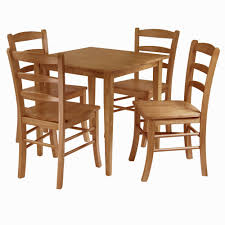 4 chair kitchen table: groveland  pc dining table with  chairs