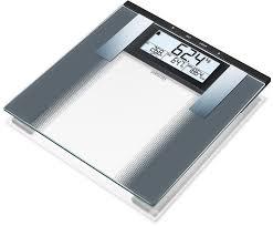 Купить <b>Напольные весы SANITAS SBG</b> 21, цвет: прозрачный в ...