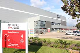 logistics manager the hub will operated 24 hours a day seven days a week and is expected to create 900 jobs it will eventually have a total floor space of more than one