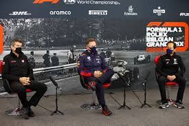 F1 - 2020 Belgian <b>Grand Prix</b> - Friday Press Conference | Federation ...