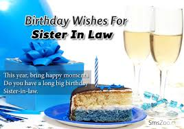 Birthday Wishes For Sister In Law - Birthday Quotes via Relatably.com