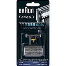 Braun Series 3 31S Foil & Cutter Replacement Head ... - Amazon.com