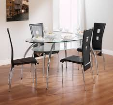 round back dining chairs black dining room table alf monte carlo 7 piece dining set 5