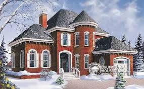 """House Plan of the Week   quot Grand Manor Features quot    Drummond House    House Plan of the Week  """"Grand Manor Features"""""""