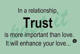 trust and love quotes | Top Image Quotes via Relatably.com