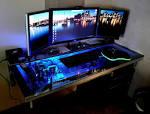 Ultimate tietokone desk