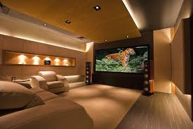 themed family rooms interior home theater: guy converts basement into star trek themed home cinema brilliant cheap home cinema