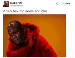The 22 Best Adele Memes via Relatably.com