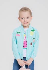 <b>Куртка</b> детская для <b>девочек</b> 20006010: цвет <b>бирюзовый</b>, 999 ...