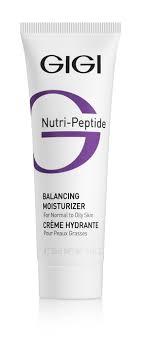 <b>NUTRI PEPTIDE</b>-night cream - <b>GIGI cosmetics</b>