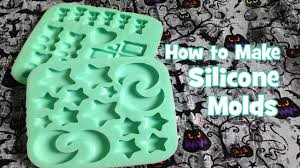 How to Make <b>Silicone</b> Molds - YouTube
