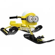 <b>Снегокат Snow Moto Minion</b> Despicable ME Yellow 37018