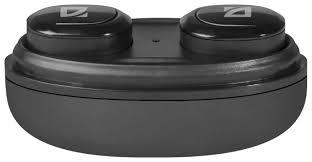 Купить Беспроводные <b>наушники Defender Twins 635</b> черный по ...