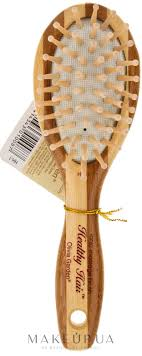 Olivia Garden Healthy <b>Hair Small</b> Oval Ionic Massage Brush - <b>Щетка</b> ...