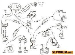 custom chopper wiring diagram nilza net on simple chopper wiring diagram