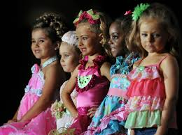 what s the history of child pageants