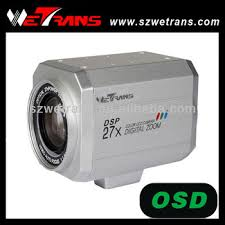 <b>Wetrans</b> Tr-sz268 480tvl 27x <b>Cctv</b> Box Zoom <b>Security Camera</b> - Buy ...