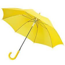 <b>Зонт</b>-трость <b>Unit Promo</b>, желтый купить: цена на ForOffice.ru