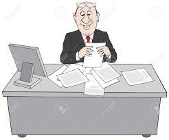 admin clerk clipart clipartfest clerk at paperwork stock
