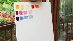 Как правильно смешивать краски и получать желаемые оттенки ...