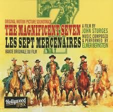 Elmer <b>Bernstein</b>. The Magnificent Seven. Original Motion Picture ...