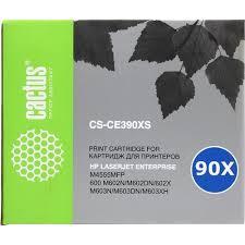 <b>Картридж Cactus CS</b>-<b>CE390XS</b> Черный (Black) — купить, цена и ...