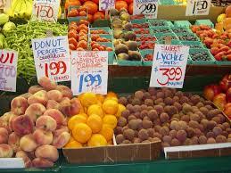produce clerk the produce clerks handbook by rick chong descriptive retail signage
