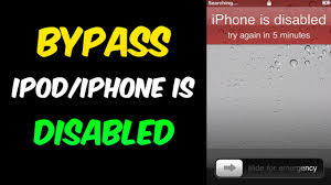 Forgot iPod PASSWORD: How to FIX IT without a restore - YouTube
