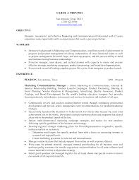 Resume Examples. Resume Objectives For Internships: resume ... ... Resume Examples, Marketing Communication Manager Resume Objectives For Internships With Summary And Experience: Resume ...
