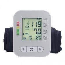EHM Automatic <b>LCD Digital</b> Upper <b>Arm</b> Blood Pressure Monitor with ...