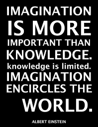 Imagination Quotes - Inspirations.in via Relatably.com