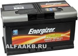 <b>Аккумулятор Energizer</b> Premium EM80LB4, <b>легковые</b> ...