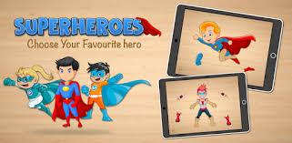 <b>Baby</b> Superhero <b>Jigsaw Puzzle</b> - Apps on Google Play