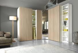 armoires portes battantes chambre lit celio loft