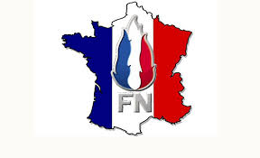 Image result for FRENCH National Front LOGO