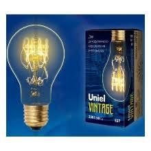 <b>Лампочки</b> VINTAGE <b>Uniel</b> — купить в интернет-магазине ...