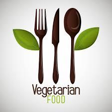Вегетарианское меню | Бесплатно векторы