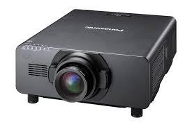 Проектор <b>Panasonic PT</b>-<b>DZ21KE</b> — Дизайн Досье