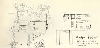 Vintage House Plans s  New England Gambrel Roof Homes          s Vintage House Plans  vintage homes  floor plans  s