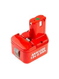 <b>Аккумулятор HAMMER</b> PREMIUM <b>AKH1220</b> 12.0В 2.0Ач для ...