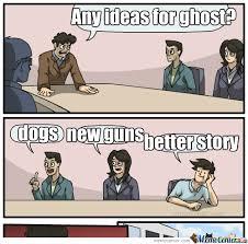 Cod:ghosts by recyclebin - Meme Center via Relatably.com