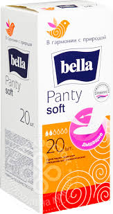 Купить <b>Прокладки Bella Panty Soft</b> ежедневные 20шт с доставкой ...