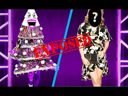 Solved: The Masked Singer Tree EXPOSED! Do You Agree With ...
