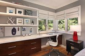 view in gallery ample shelving in an office and bedroom bedroom sweat modern bed home office room