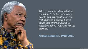 The wisdom of Nelson Mandela: quotes from the most inspiring ...