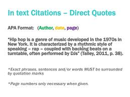 Citing Quotes In Text Apa Style - DesignCarrot.co via Relatably.com