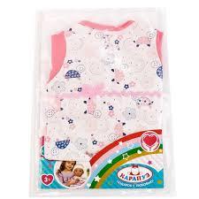 "<b>Одежда для кукол</b> ""<b>Карапуз</b>"", 40-42 см, комбинезон | Купить с ..."
