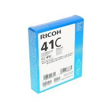 <b>Картридж Ricoh</b> <<b>GC41C</b> Cyan> дляй Aficio SG7100/3120/3110 ...